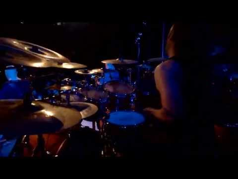 George Kollias   Enduring the Eternal Molestation of Flame (live)