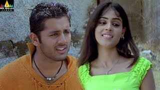 Sye Movie Scenes | Nithin and Genelia Love | Telug Movie Scenes | Sri Balaji Video - SRIBALAJIMOVIES