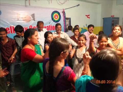 Triveni Talent School - Hasthinapuram - Farewell 2014