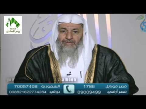 أهل الذكر (86) قناة الندى للشيخ مصطفى العدوي 10-3-2016