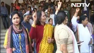 मध्यप्रदेश में कांग्रेस ने राज्यपाल से मिलने का मांगा समय - NDTVINDIA