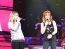 Kelly Clarkson & Reba Mcentire - Breakaway (Live), Baltimore, Md