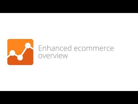 Ecommerce Analytics: From Data to Decisions - Lesson 3.1 Enhanced Ecommerce overview