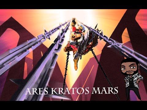 Vault Videos: SMITE - Ares Kratos Mars