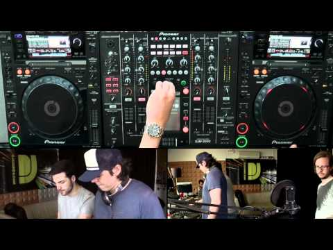 AN21 & Max Vangeli - Part 2 of 4 - DJsounds Show 2011