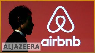 🇮🇱Airbnb to remove listings from illegal Israeli settlements l Al Jazeera English - ALJAZEERAENGLISH