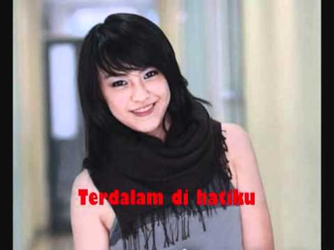 VANIA LARISSA - RAHASIA (WITH LYRICS) BEST VIEW!