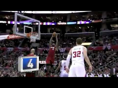 NBA Dunks of the Week: Derrick Rose, LeBron James, JR Smith, Baron Davis, Josh Smith, Corey Brewer