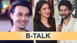 B-talk | Shahid getting TROLLED by Ishaan | Aayush talks about Salman Khan | Neha Sharma - HUNGAMA