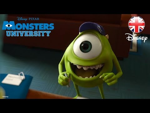 Monsters University - UK Trailer - Disney Pixar Official HD