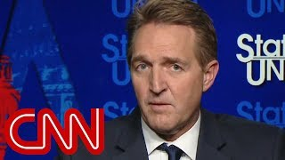Flake on McCabe firing: Horrible day for democracy - CNN