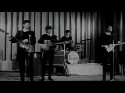"The Beatles - ""Love me do"""