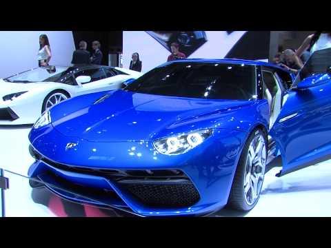 Autoperiskop.cz  – Výjimečný pohled na auta - Lamborghini – Autosalon Paříž 2014