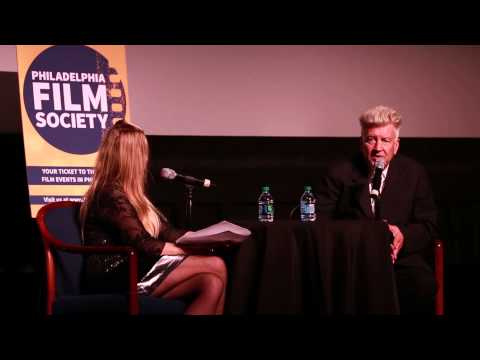 "A Conversation with David Lynch - PFS Screening of ""Lost Highway"""