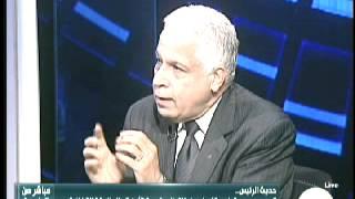 بالفديو.. خالد جبر: الرئيس تعهد بمصارحة الشعب بكل الحقائق