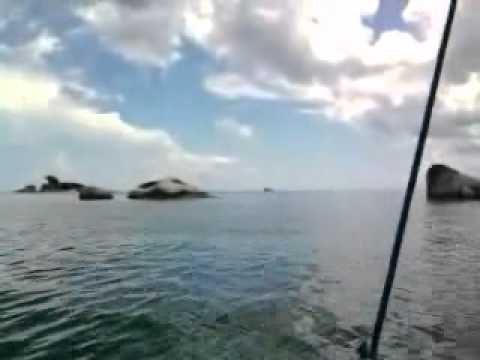 Tour To Pig Island (Belitung, Pulau Babi), By LGM.wmv