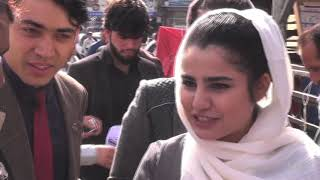 Young Candidates for Afghan Parliament Likely to Change the Country's Politics - VOAVIDEO