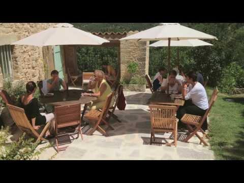 Aromatherapy Course Provence July 2014