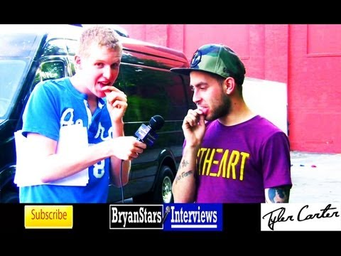 Tyler Carter Interview 2012