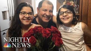 Identical Twins Undergo Double Lung Transplants| NBC Nightly News - NBCNEWS