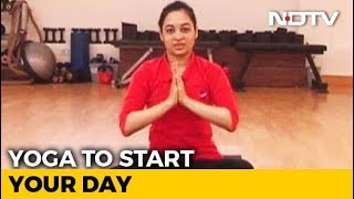 Yoga On The Mat - NDTV