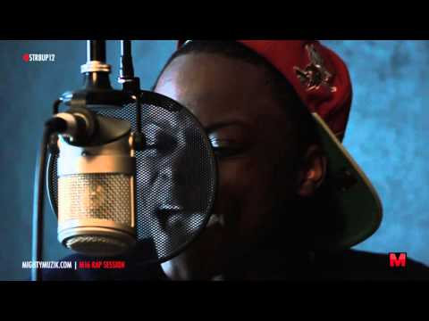 Noon Da Yung'n: M16 Rap Session (@str8up12)