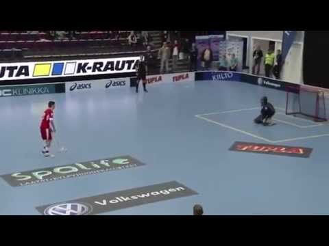 Floorball top 10 penelty shots