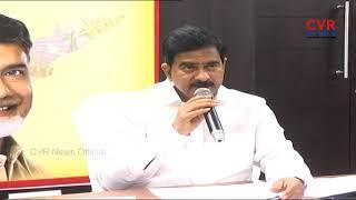 Minister Devineni Uma responds on PM Modi's comments against Polavaram | CVR News - CVRNEWSOFFICIAL
