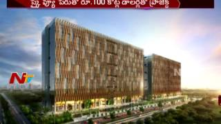 My Homes and RMZ Group Join Hands to Develop Commercial Project in Hyderabad    NTV - NTVTELUGUHD
