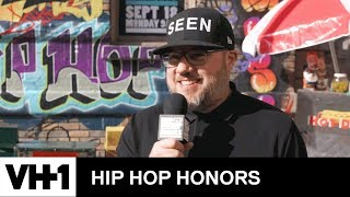 Jonathan Mannion on Shooting '90s Artists   Hip Hop Honors: The 90's Game Changers - VH1