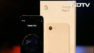 सेलगुरु: जानिये कैसे हैं गूगल के नए स्मार्टफोन Pixel 3, Pixel 3 XL - NDTVINDIA