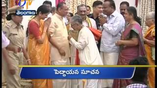 23rd: Ghantaraavam 3 PM Heads  TELANGANA - ETV2INDIA