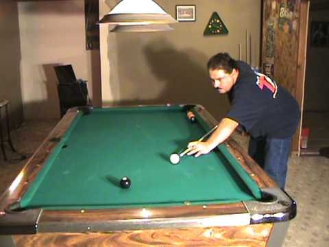 Pool Billiards Tips, Tangent Line Training Continued