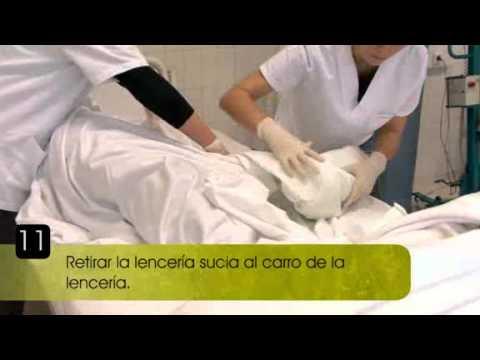 Hirutube - Cómo hacer una cama ocupada