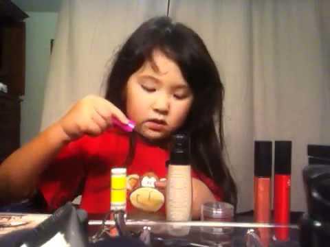 Madison opowiada o makijażu do pracy