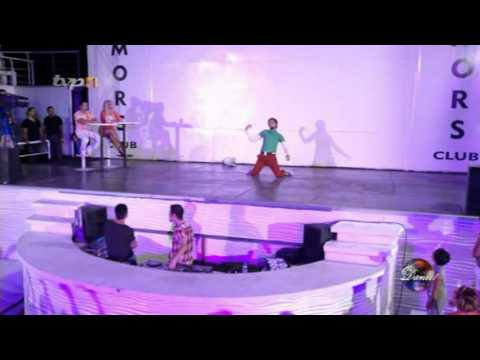 Saeeid   Semi Final Dance Competitions of TVPersia 1   Antalya  Serie 3