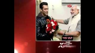 Bollywood News in 1 minute - 22/10/2014 - Narendra Modi, Salman Khan, Anushka Sharma