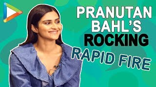 """Madhuri Dixit is EVERYTHING to me"": Pranutan Bahl