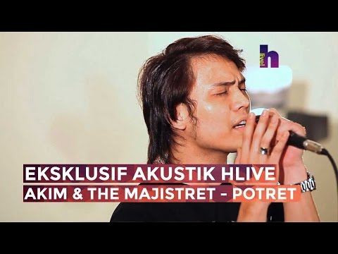 Lirik lagu: potret - akim &; the majistret