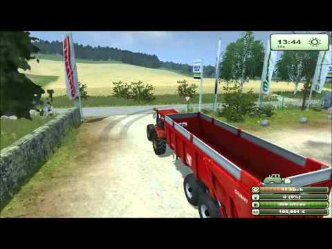 carriere suivi farming simulator 2013 ep 2 fr bp v2 vieux tracteur