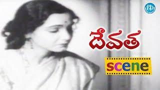 Devata Movie Scenes - Venu Shares His Mistakes To His Mother || Chittor V Nagaiah - IDREAMMOVIES