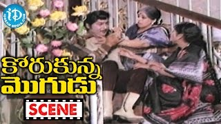 Korukunna Mogudu Movie Scenes - Shoban Babu Mocking His Mother || Lakshmi || Jayasudha - IDREAMMOVIES