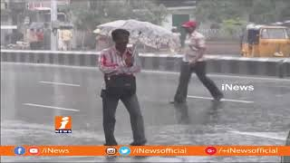 Depression in Bay of Bengal in Next 24 hours | Heavy Rains To Hit Coastal Andhra | iNews - INEWS