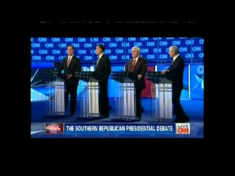 1-19-2012 Republicans Debate Immigration