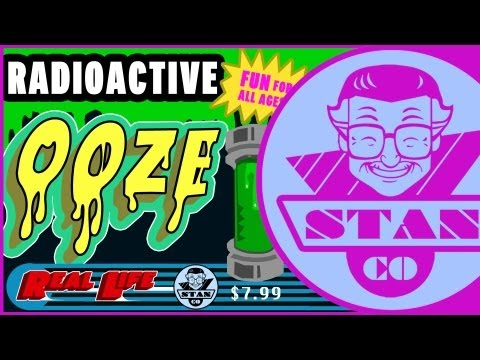 Stan Lee's Real Life Radioactive Ooze