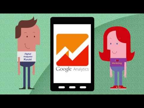 Google Analytics Mobile App for Android