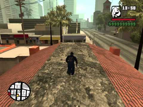GTA San Andreas Parkour & Jump Matrik
