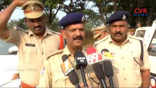 Police Conduct Cardon Search in Jagtial Rural | CVR News - CVRNEWSOFFICIAL