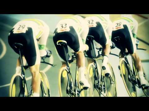 GreenEDGE cycling launch