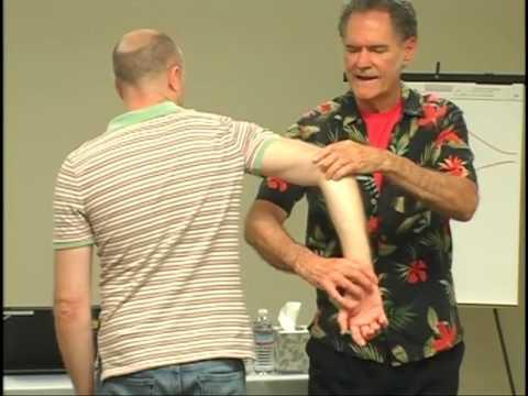 Rotator Cuff Tear Muscle Testing -- Online Acupuncture CEU